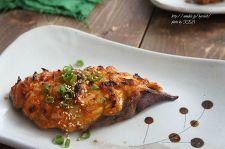 ぶりのキムチマヨネーズ焼き