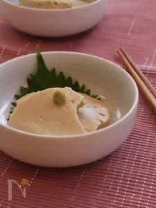 濃厚 ごま豆腐。
