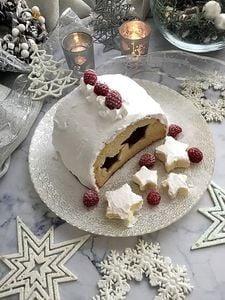 お子様と一緒に♪円熟リッチでクリスマスケーキ