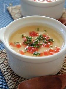 コンテチーズの茶碗蒸し
