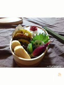 お弁当に〜醤油麹マヨワイン豚肉のてりやき〜
