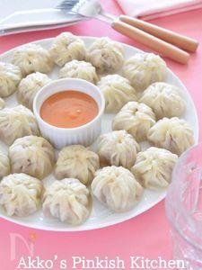 モモ(チベットの蒸し餃子)チベットからネパールへ伝わった料理