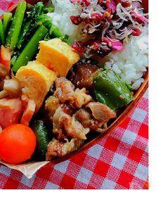 お弁当のおかず☆なすの肉味噌炒め