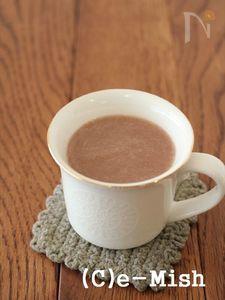 【ライスミルク】おしるこ風ライスミルク