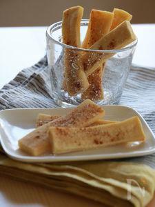 パリポリッ高野豆腐ラスク