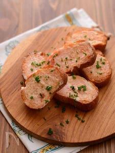 燻製風味のパン・コン・トマト