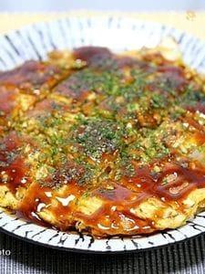 美味しい麺で我が家の「玉子モダン焼き」