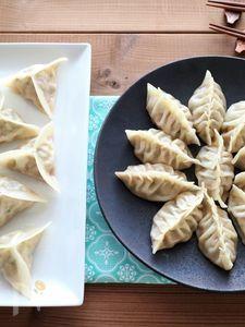 三方餃子&ドレープ餃子