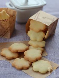 フードプロセッサーで作る〜作り置きクッキー生地