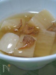 ◆大根と干し海老の煮込みあんかけ◆トロみが嬉しい生姜レシピ