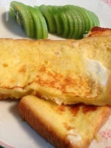ふわっふわフレンチトースト