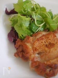 鶏肉のマリネ焼き
