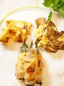 胡桃マヨ味噌オーブン焼き