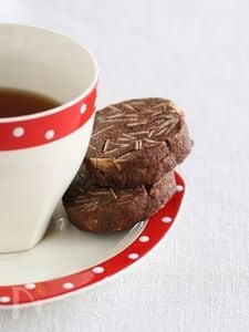 ココア&アーモンド クッキー
