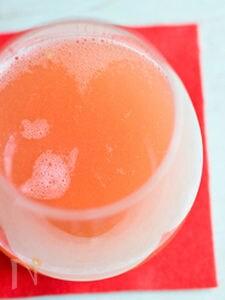 アンチエイジング。フレッシュトマトジュース