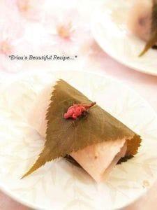 *関東風*甘酒でつくる桜餅