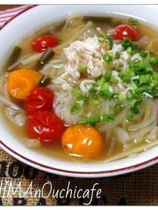 お野菜たっぷり〜ベジタブルフォー