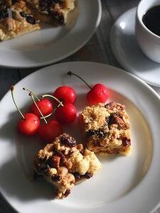 ハニーナッツスコーン