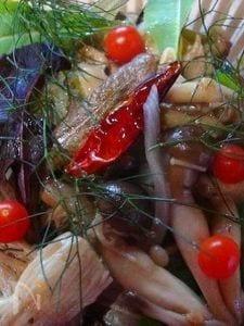 いろいろきのこのマリネサラダ