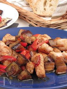MEIGARATON(銘柄豚)のバルサミコ酢炒め