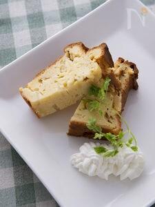 おからDEパウンドケーキ