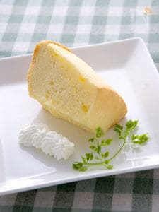 ふわっふわっのシフォンケーキ