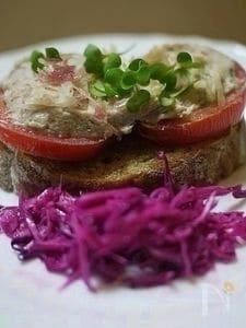 秋刀魚のパテ