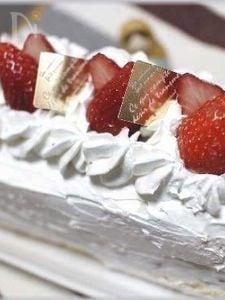 スクエアショートケーキ