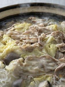 白菜鍋(ビェンロー)