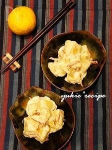 柚子マヨポテトサラダ