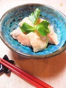 塩鮭の粕煮