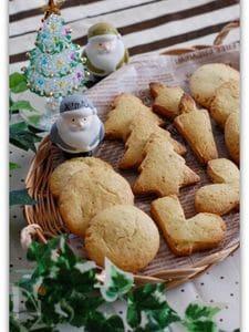 アネトールクッキー