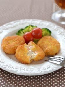 鮭クリームコロッケ