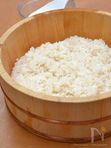 酢飯(すし酢)
