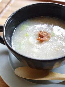 風邪ひきさんに☆とろとろレンコンスープ
