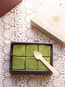 とろける抹茶の生チョコレート
