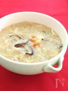 圧力鍋で!もやしと白菜の酸辣湯