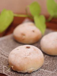 ふわふわ♡胡桃とカマンベールチーズのパン
