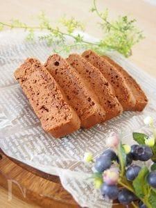 お家にある材料で!簡単チョコレートケーキ