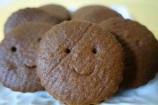 Smileガナッシュクッキー