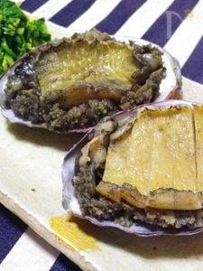 ◆アワビのサッと煮◆簡単レシピ