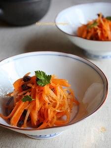 柚子テイストなキャロットラペ