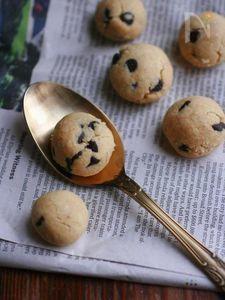 オイルdeチョコチップのころころクッキー