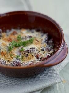 ホタルイカの香草パン粉焼き
