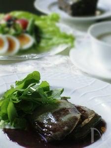牛肉のサルティンボッカ