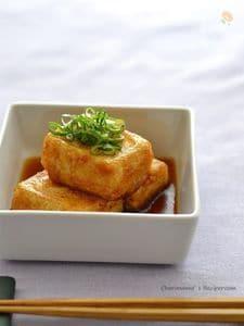 豆腐の甘酢漬け