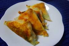 サーモンチーズ春巻き