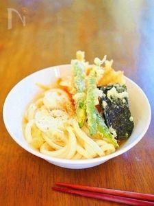 これでウマくいく!ザクッと食感の天ぷら衣と海苔天