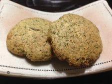煎茶クッキー ~ホットケーキミックスで~