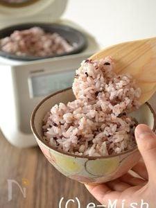 【炊飯器で簡単】雑穀ごはん